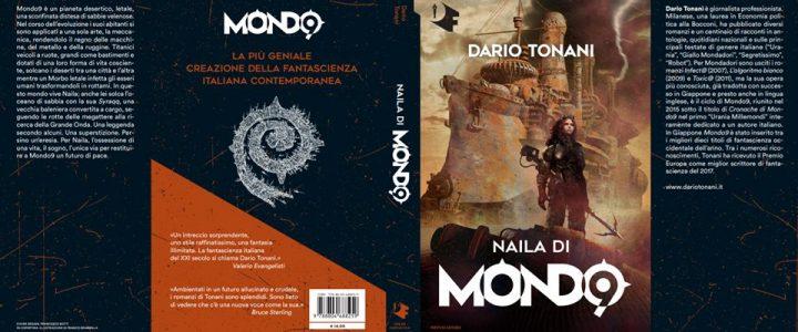 Naila di Mondo9, Dario Tonani. Trama e recensione